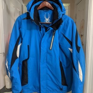 Spyder XTL 10,000 ski jacket Coat Men's Medium